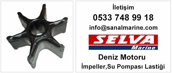 Selva Deniz Motoru İmpeller Lastiği Fiyat Listesi