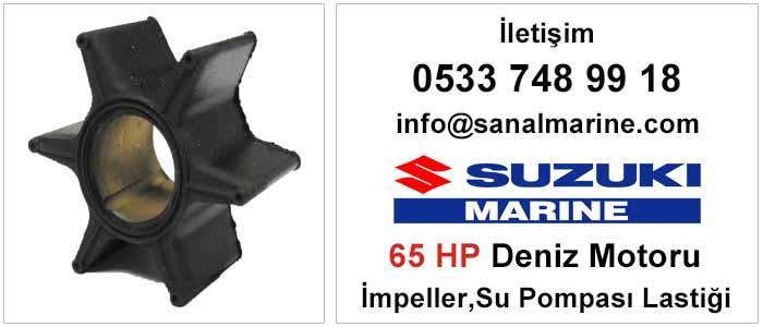 Suzuki 65 HP Deniz Motoru İmpeller Su Pompası Lastiğ 500312