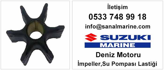 Suzuki Deniz Motoru İmpeller Lastiği Fiyat Listesi